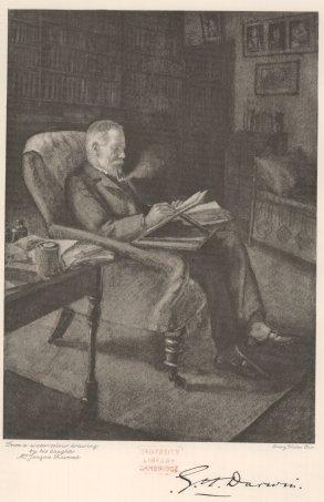 SIR GEORGE DARWIN