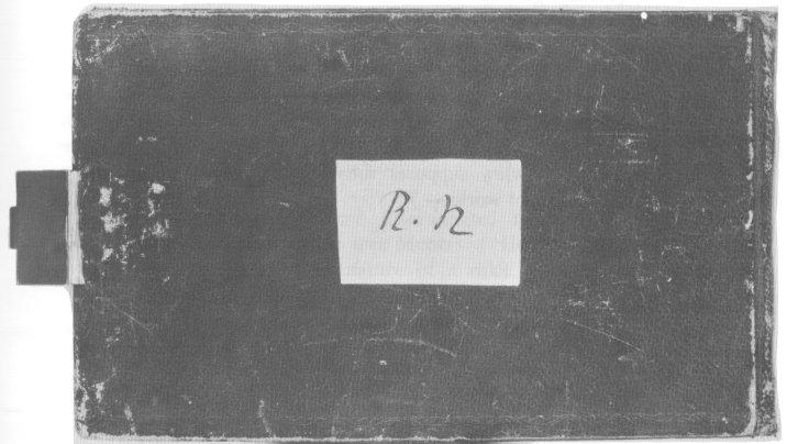 foto de Herbert, S. ed. 1980. The red notebook of Charles Darwin. Bulletin ...