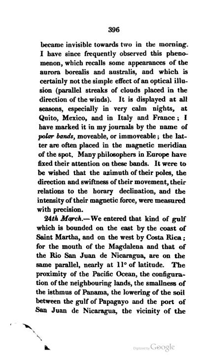 Humboldt, Alexander von  1819-1829  Personal narrative of