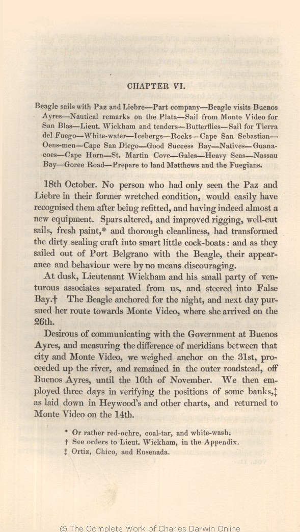 798b679f202 Narrative of the surveying voyages of His Majesty s Ships Adventure and  Beagle between the years 1826 and 1836
