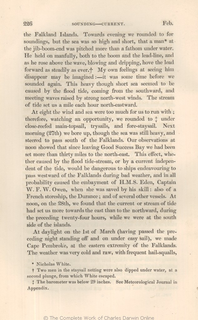 71d12584a3f7c Narrative of the surveying voyages of His Majesty s Ships Adventure and  Beagle between the years 1826 and 1836