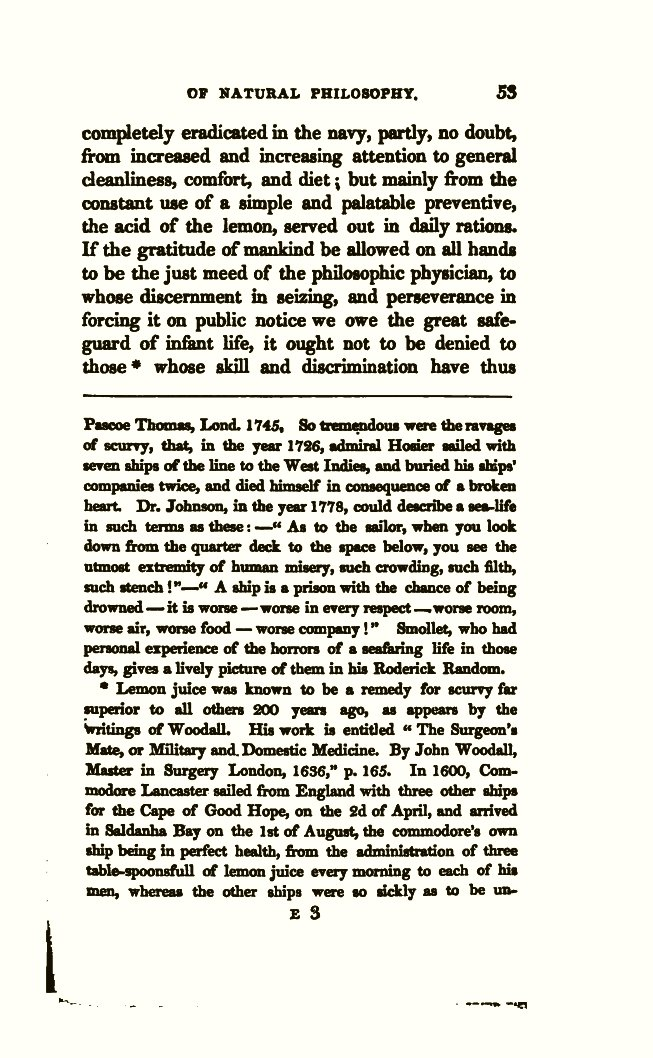 Herschel, John Frederick William  1840  A preliminary discourse on