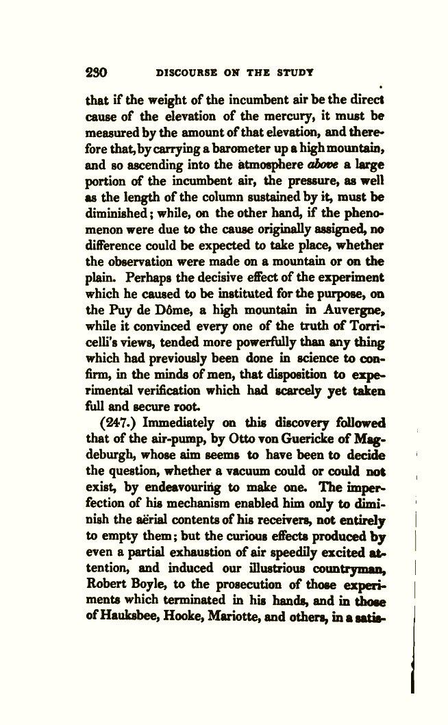 Herschel, John Frederick William  1840  A preliminary