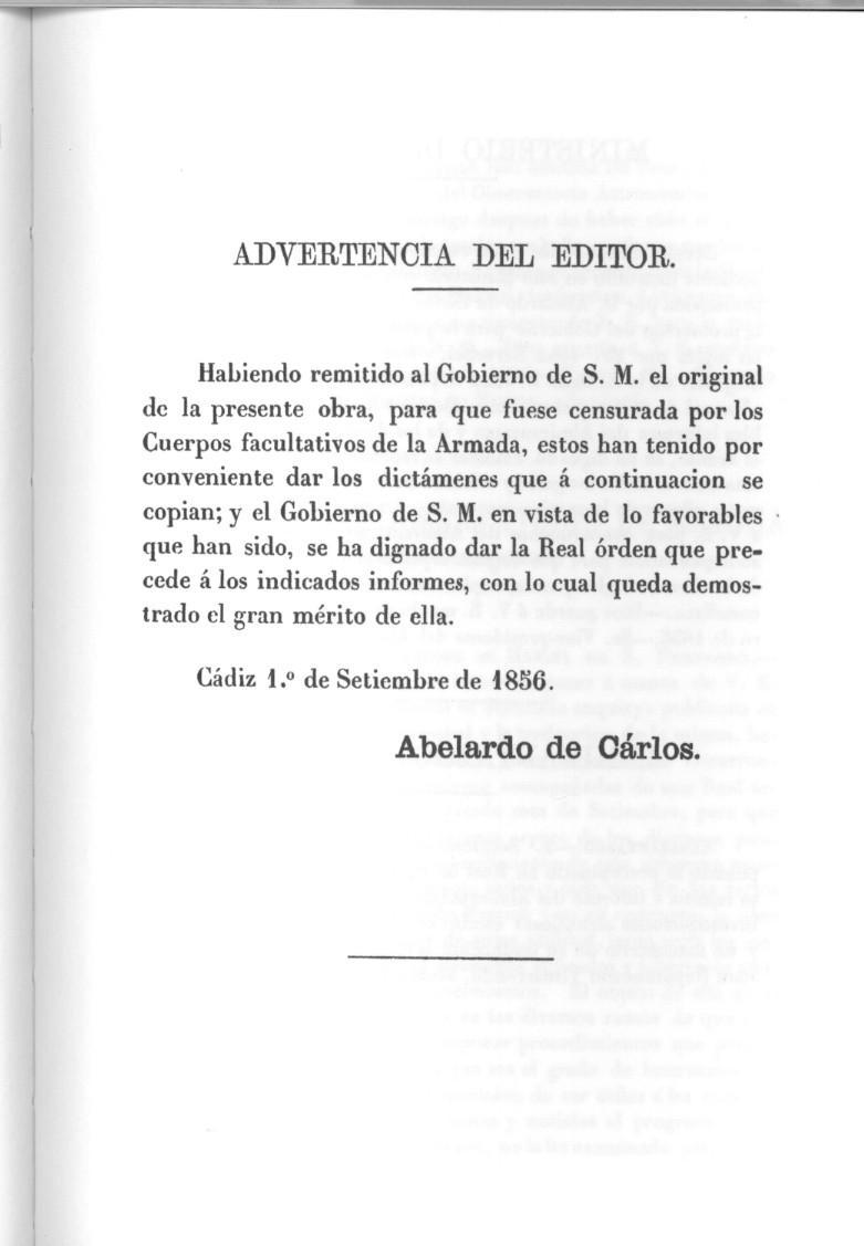 In Manual de investigaciones científicas; dispuesto para el uso de los  oficiales de la armada y viajeros en general. Redactado por Sir F. W. John  Herschel, ...
