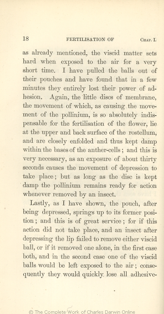 Darwin C R 1862 On The Various Contrivances By Which British And