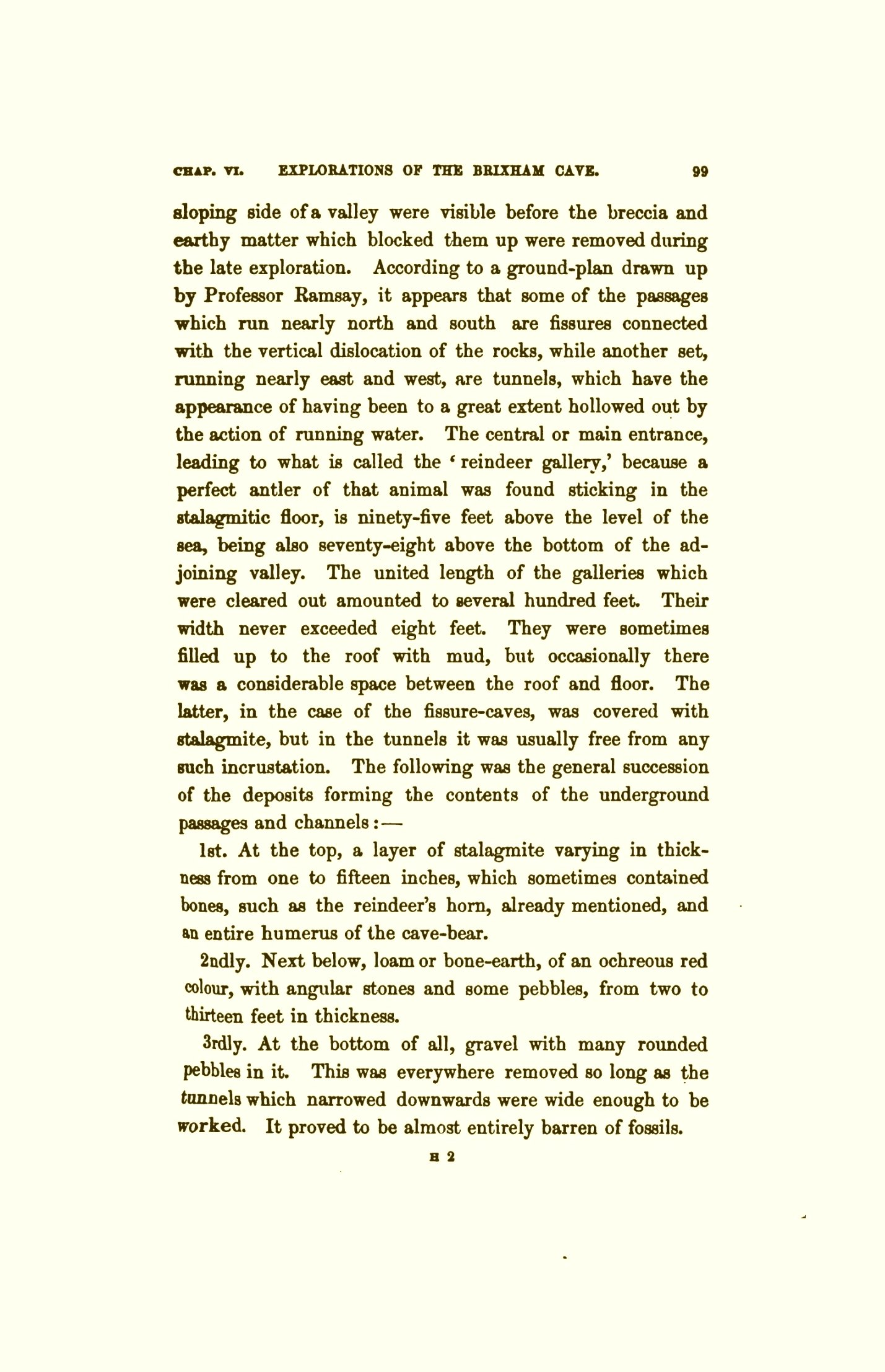 Lyell, Charles  1863  The geological evidences of the antiquity of