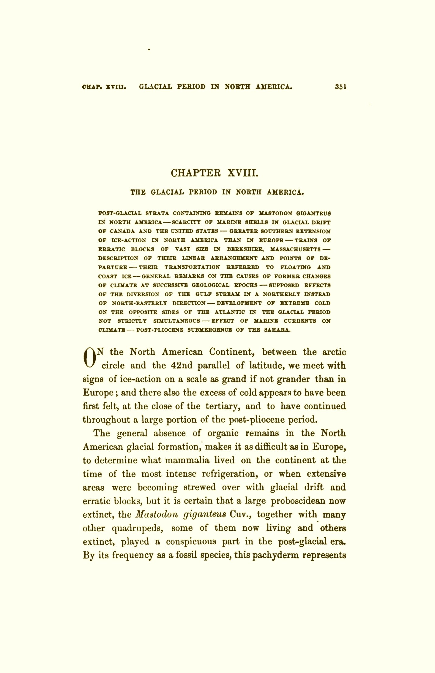 Lyell, Charles  1863  The geological evidences of the