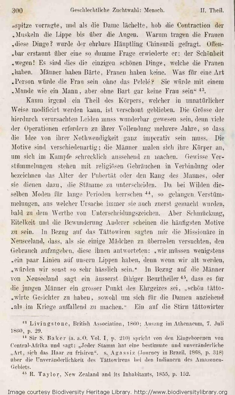 Darwin, C. R. 1871. Die Abstammung des Menschen und die ...