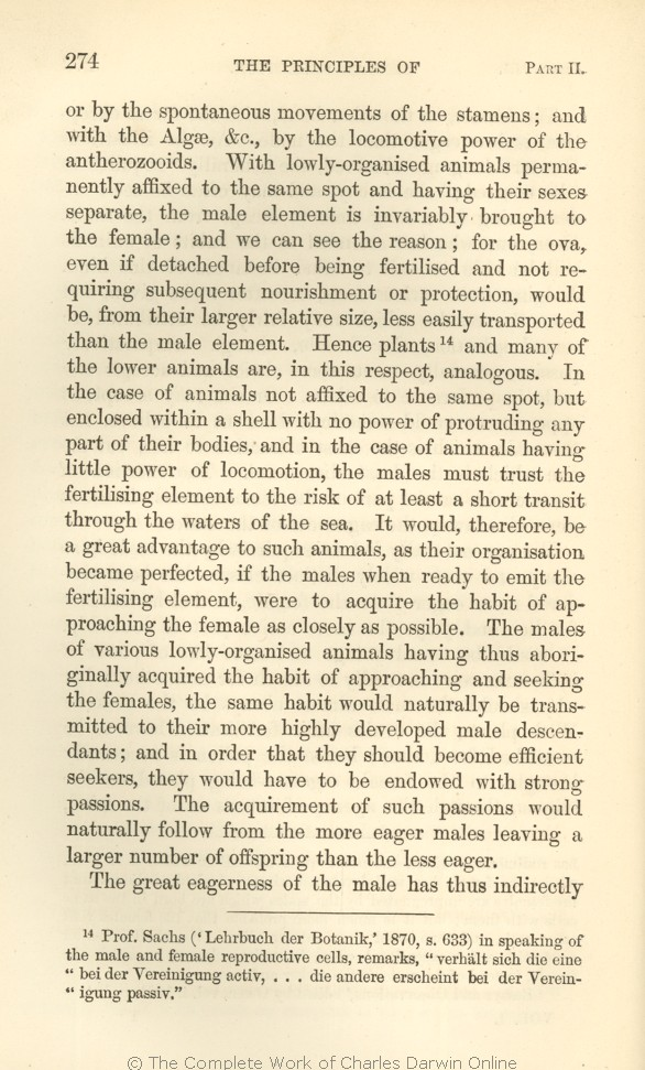 Darwin, C  R  1871  The descent of man, and selection in