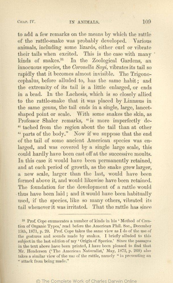 Darwin, C  R  1872  The expression of the emotions in man