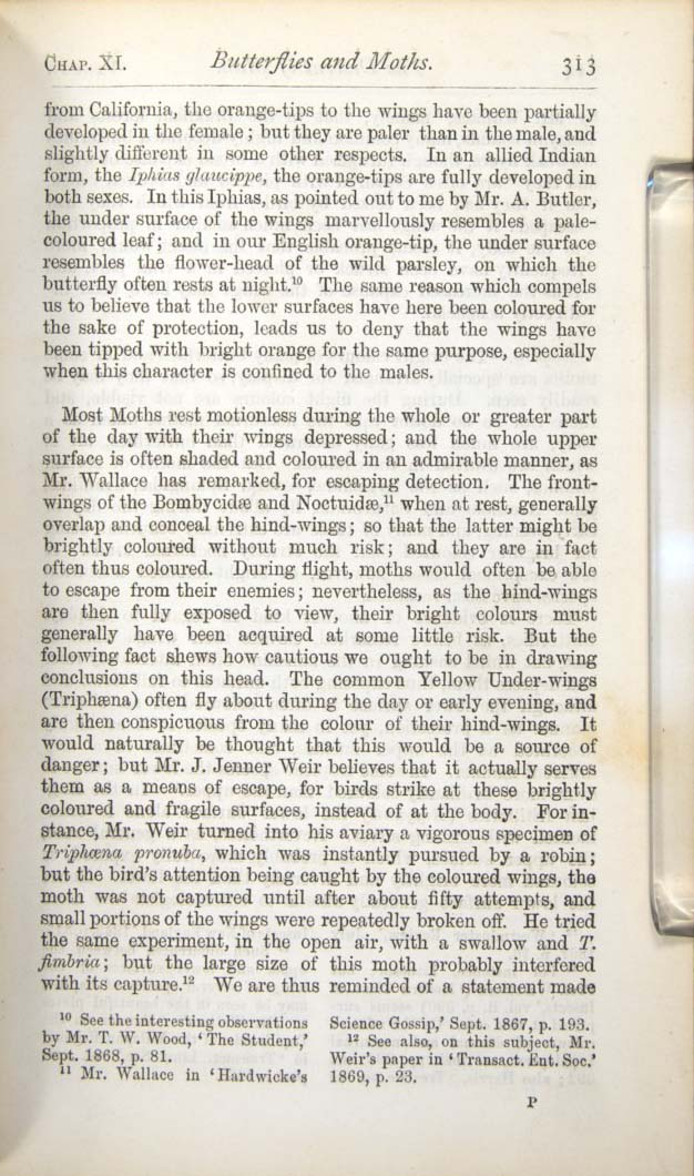 Darwin, C. R. 1874. The descent of man, and selection in relation to sex.  London: John Murray. 2d ed.; tenth thousand.