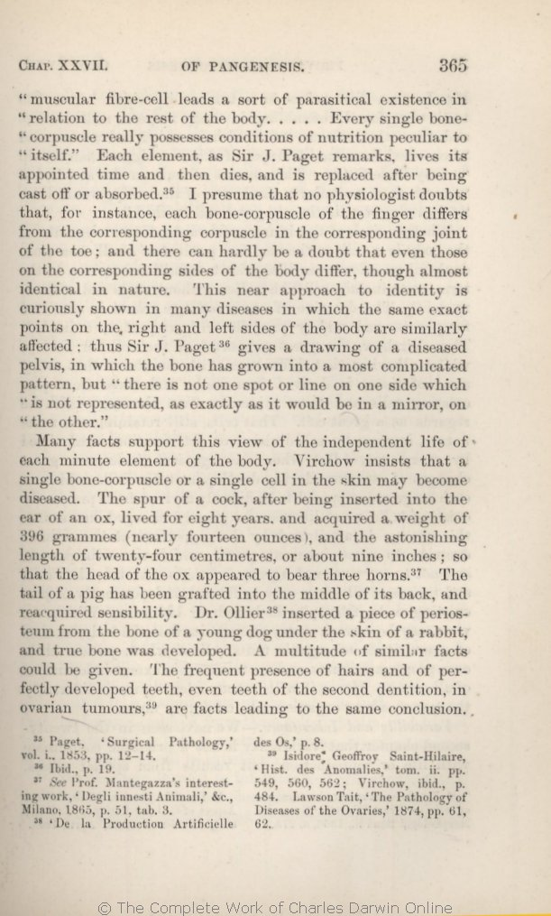 3571d17aca40 The variation of animals and plants under domestication. London  John  Murray. 2d edition. Volume 2.