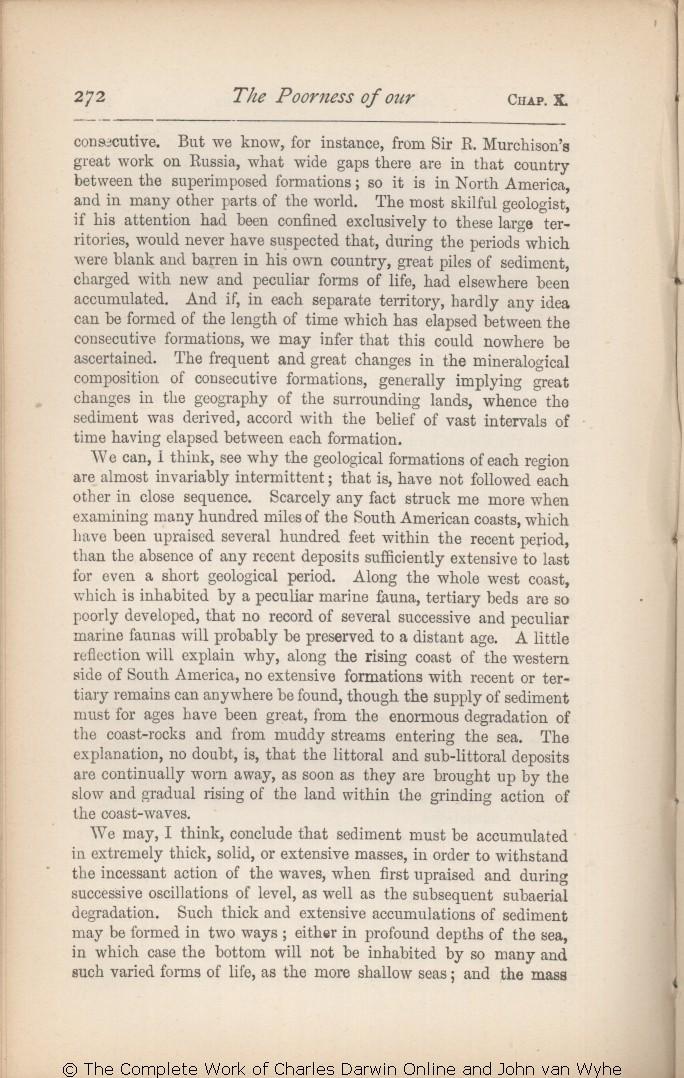 Darwin, C  R  1876  The origin of species by means of