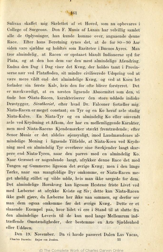 cb1646f33de Darwin, C. R. 1876. Rejse om Jorden. Populære Skildringer. Translated by  Emil Chr. Hansen and Alfred Jørgensen. Copenhagen: Salmonsen.