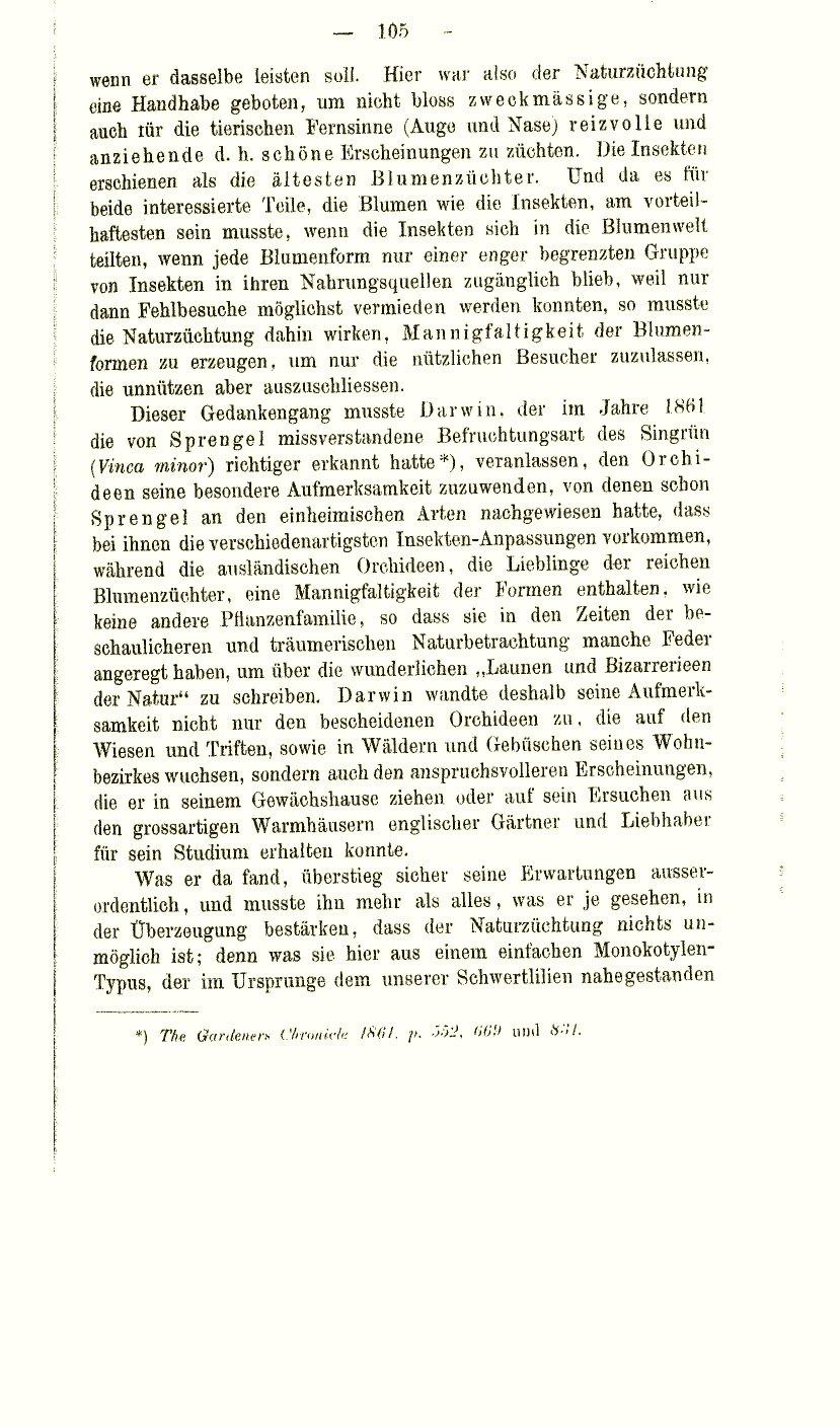 Krause, Ernst. 1885. Charles Darwin und sein Verhältnis zu Deutschland.  Leipzig: E. Günther.