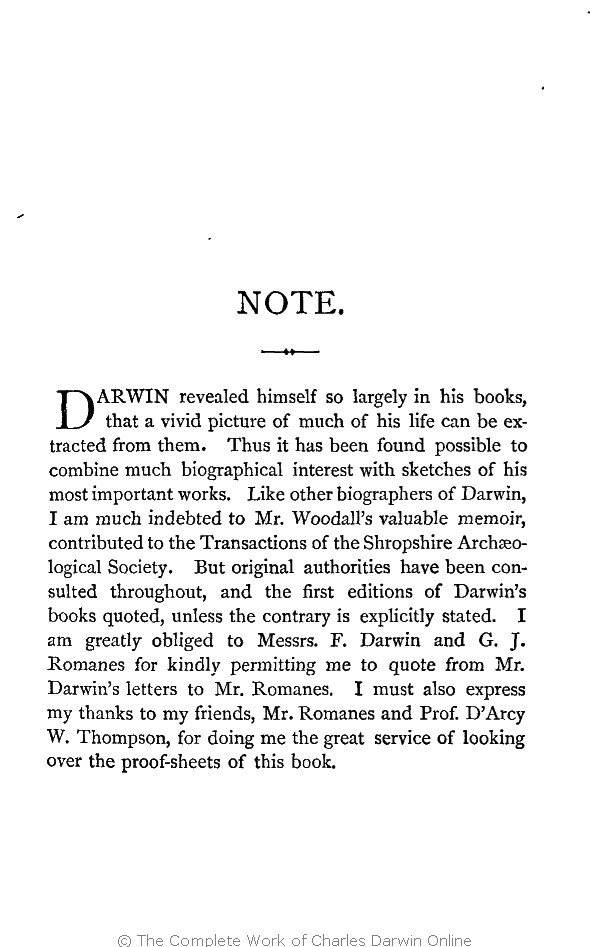 bettany g t 1887 life of charles darwin london walter scott