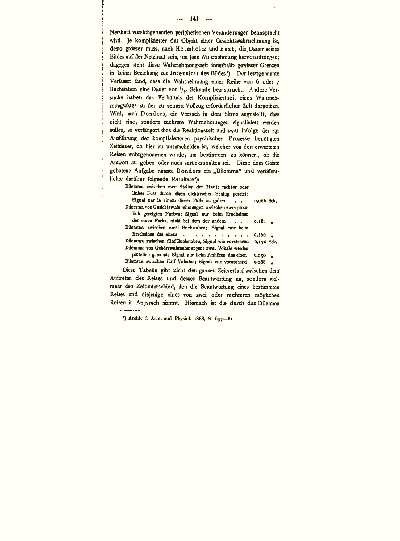 Darwin, C  R  1887  Über den Instinkt  In G  J  Romanes, Die