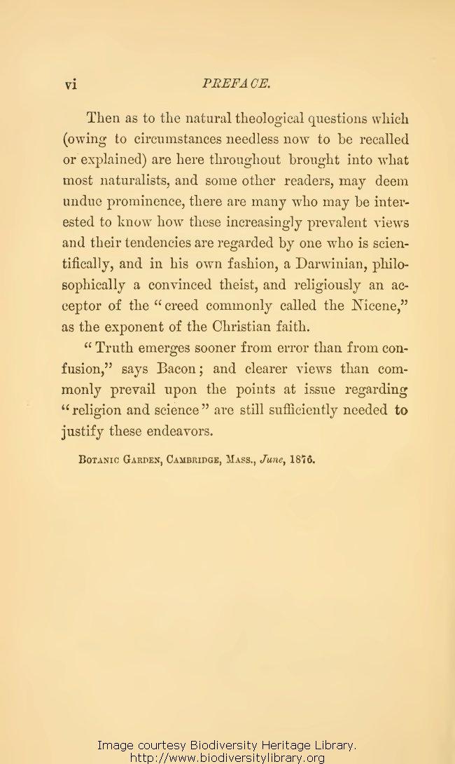 Gray Asa 1888 Darwiniana Essays And Reviews Pertaining To