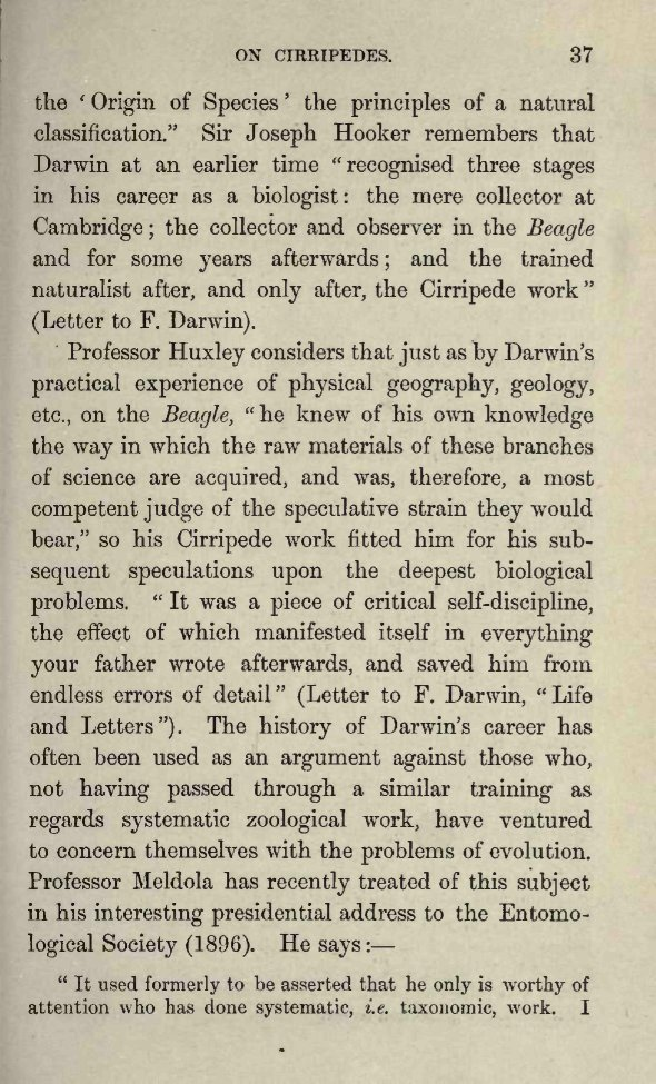 Poulton, Edward Bagnall  1896  Charles Darwin and the theory of