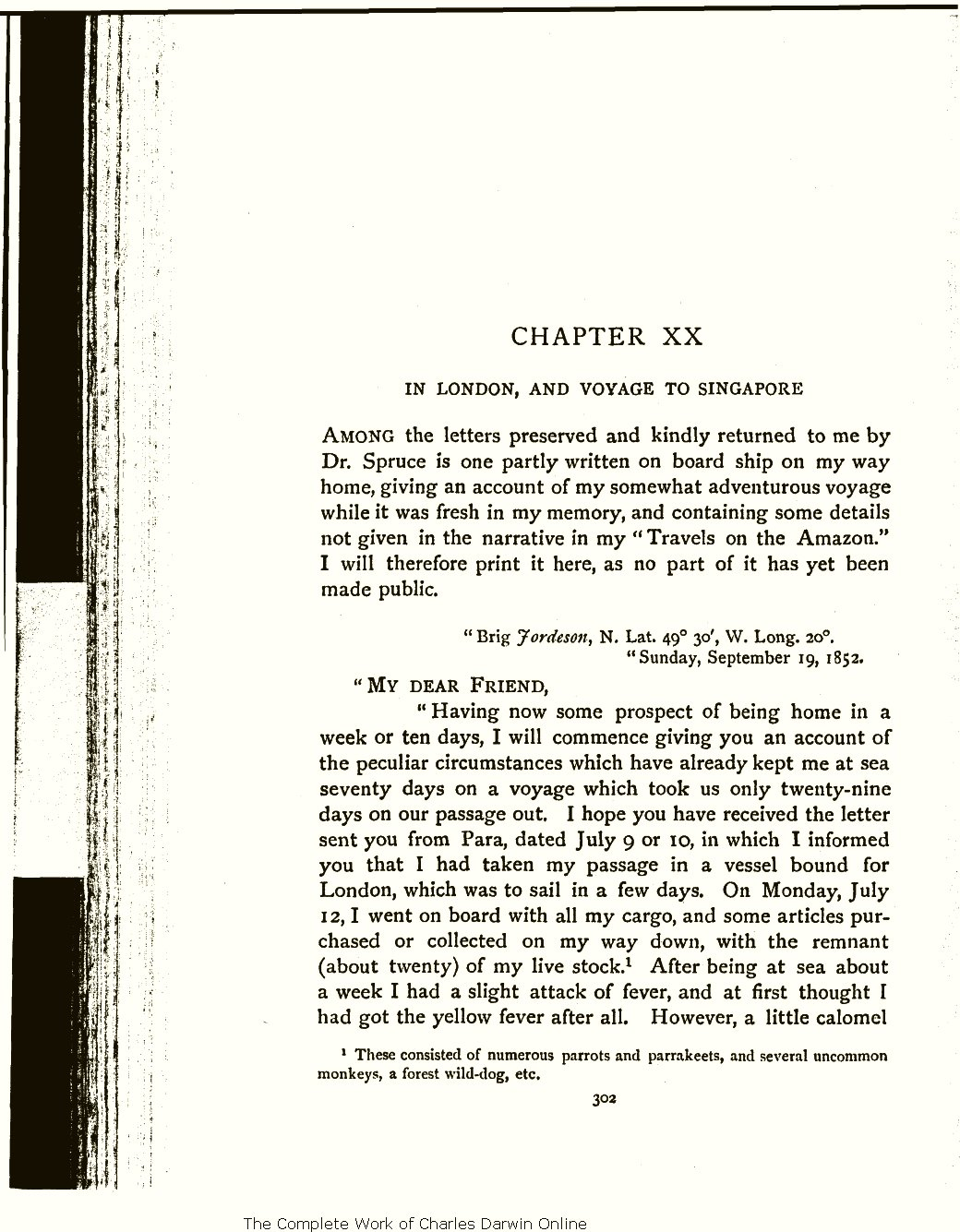 183df1de4 My life: A record of events and opinions. London: Chapman and Hall. Volume  1.