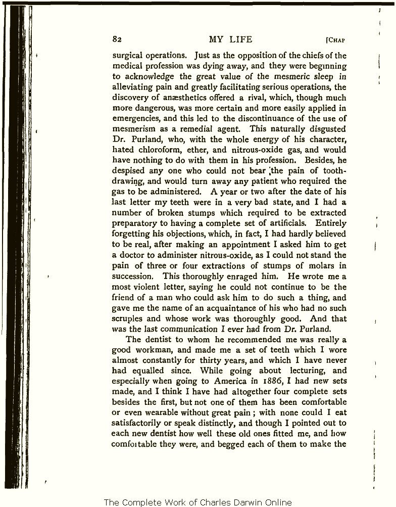 Wallace, A  R  1905  My life: A record of events and
