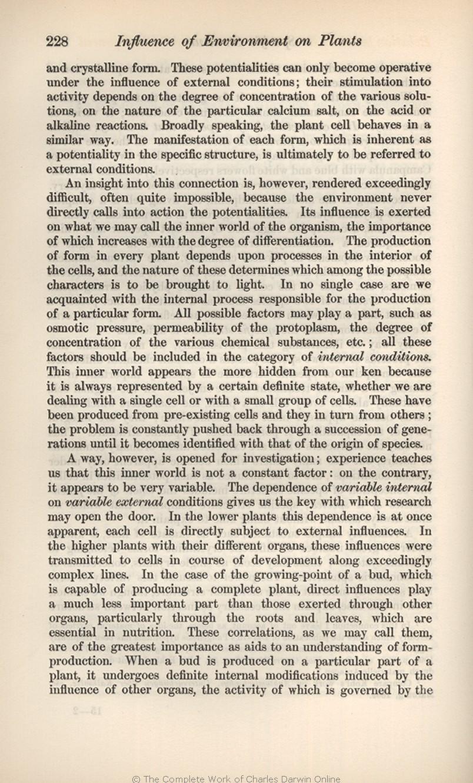 Seward, A  C  ed  1909  Darwin and modern science  Essays in