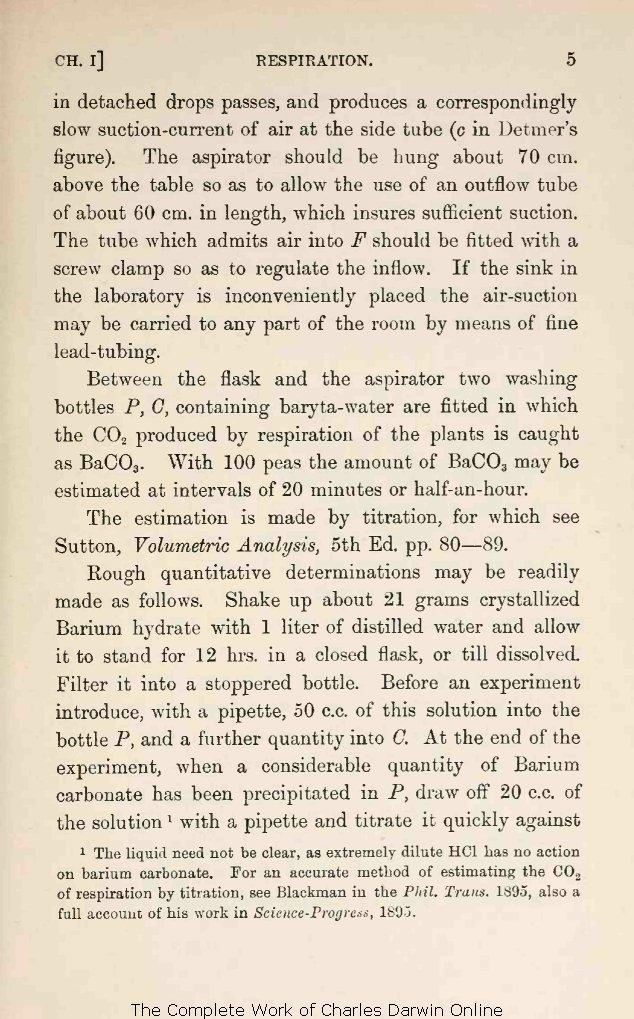 Darwin, Francis and E  Hamilton Acton  1909  Practical