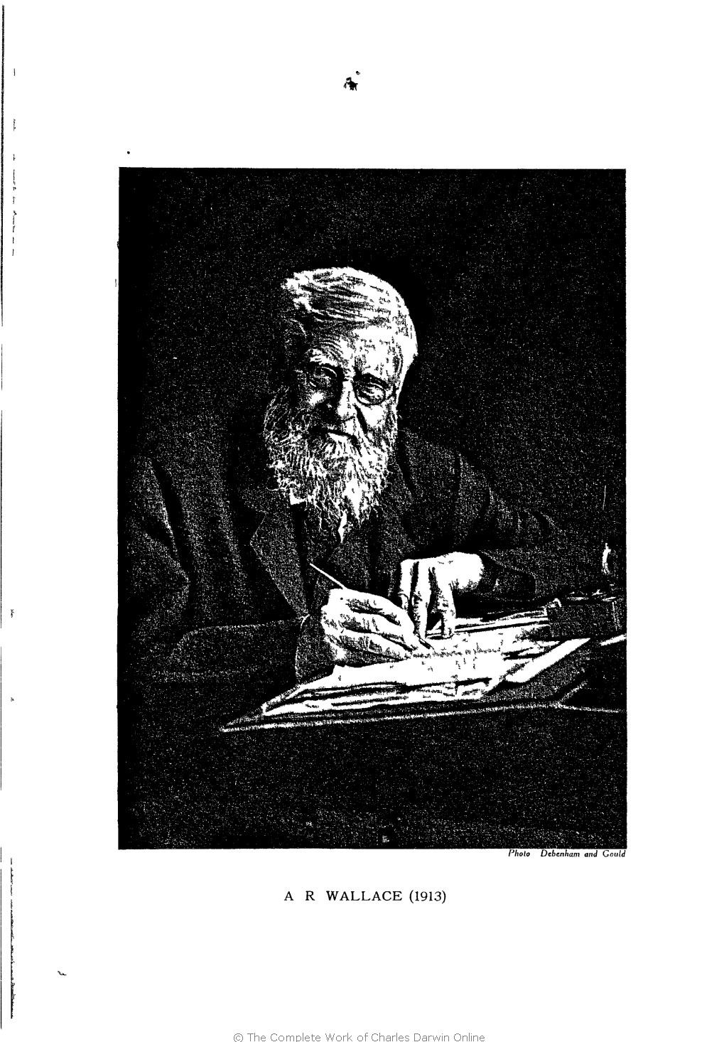 Marchant James Ed 1916 Alfred Russel Wallace Letters And Reminiscences London Cassell Volume 2