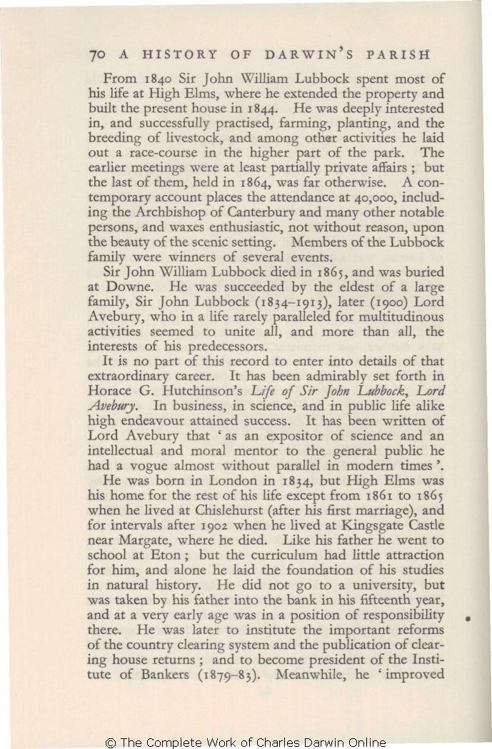 Howarth O J R And E K Howarth 1933 A History Of Darwin S