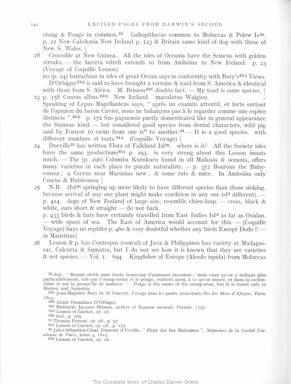 de Beer, G., Rowlands, M. J. and Skramovsky, B. M. eds. 1967 ...