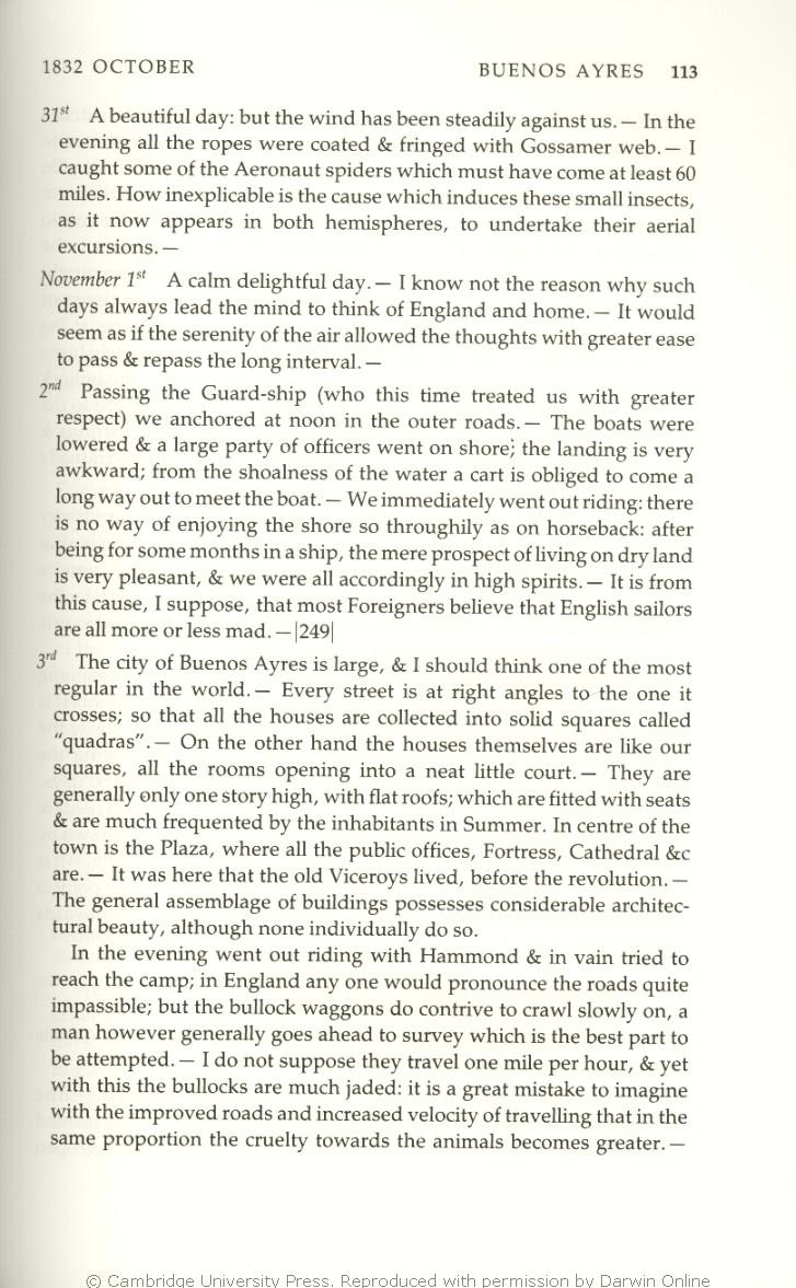 c9c74e86ebc32 Charles Darwin's Beagle diary. Cambridge: Cambridge University Press.