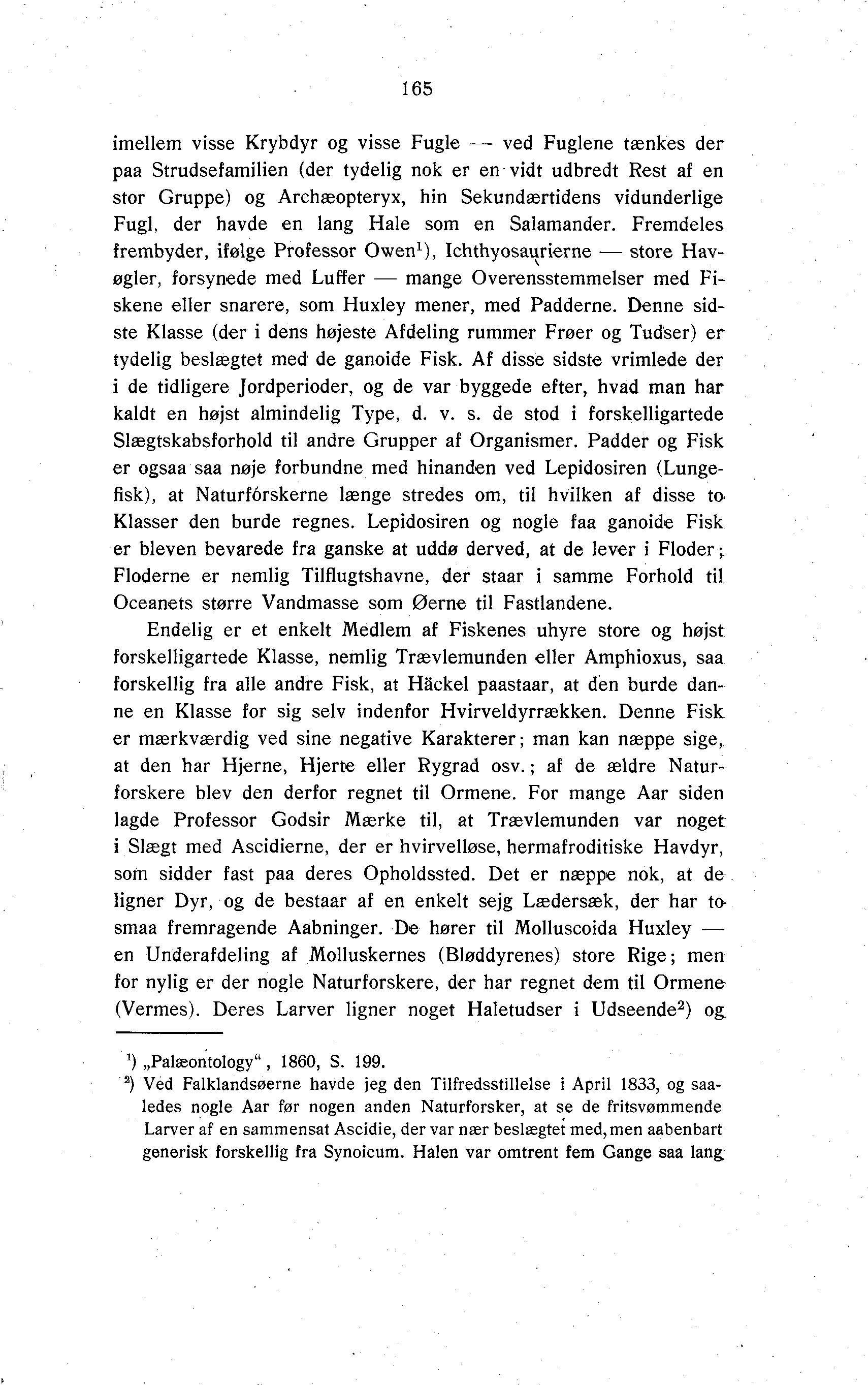 1922882b Darwin, C. R. 1913. Om Arternes Oprindelse ved Kvalitetsvalg eller ved de  heldigst stillede Formers Sejr i Kampen for Tilvaerelsen.