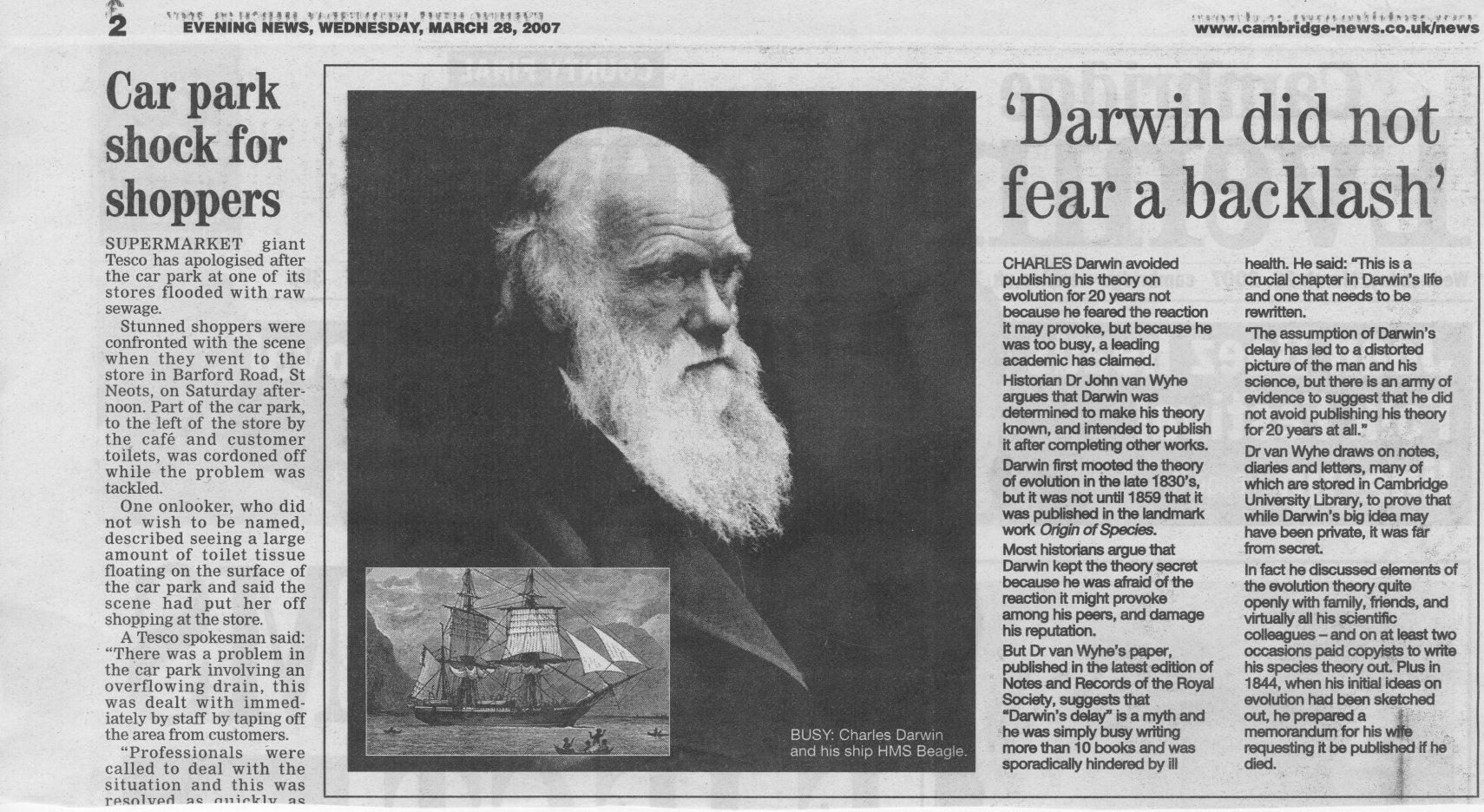 a brief look into charles darwins book about the creation of man In this book, he laid out the charles darwin changed the way people look at living things charles darwin was a kind and pleasant man.